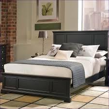 Tufted Sleigh Bed Bedroom Navy Platform Bed Queen Platform Bed With Headboard