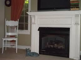 fine decoration fireplace mantel surround kit decor fireplace ideas