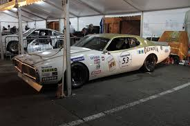 restricted version mulsanne and all 426 on 4 26 the olympia beer 1972 dodge charger that raced and