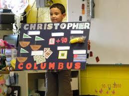 christopher columbus project mrs randolph u0027s first grade