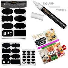 amazon com chalkboard labels complete bundle 73 premium