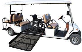golf cart citecar wheelchair 6pr sl golf cart citecar electric vehicles