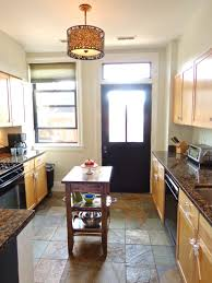 Two Toned Kitchen Cabinets by Attractive White Small Kitchen Design With Two Tone Kitchen