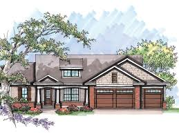 craftsman ranch house plans craftsman house plans the house plan shop
