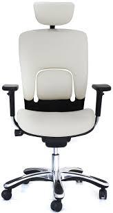 gm seating ergolux genuine leather executive hi swivel chair