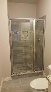 Cv Plumbing by Framed Showers Gallery Bentonville Glass Inc