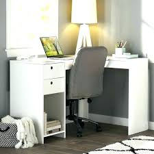 White L Shaped Desk With Hutch White U Shaped Desk Bestar Ridgeley U Shaped Desk In