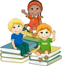 children reading books pictures free download clip art free