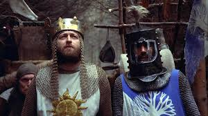 monty python and the holy grail 1975 directed by terry gilliam