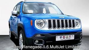 jeep renegade sierra blue jeep renegade 1 6 multijet limited f0pb0828 sierra blue motor