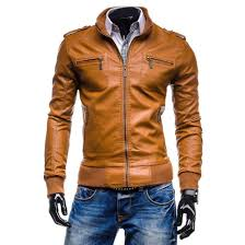 cheap motorcycle jackets for men online cheap 2015 fashion brand casual bomber jacket men tight