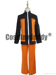 naruto uzumaki naruto halloween sports daily suit cosplay costume