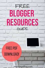 blogger guide pdf free blogger resources guide download this free pdf guide for