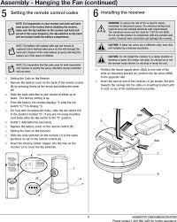 Home Decorators Location 52wwdivs 52 Inch Windward Iv User Manual 52in Wwiv 52 Wwdiv King