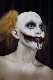 25 Best Evil Clown Costume Ideas On Pinterest Evil Clown Makeup by Simple Scary Clown Makeup Makeup Pinterest Scary Clown