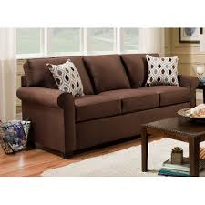 Sofa Warehouse Sacramento by Chocolate Brown Queen Sofa Bed Jojo Rc Willey Furniture Store