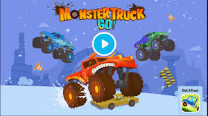 car games 2017 monster truck racing truck kids games