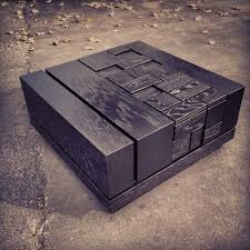 best 25 black square coffee table ideas on pinterest square