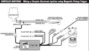 msd 6al wiring diagram mopar diagram wiring diagrams for diy car
