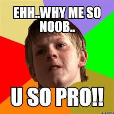 Noob Meme - internet noob meme 28 images im a noob your argument is