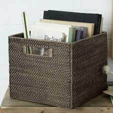 Modern Weave Storage Bin