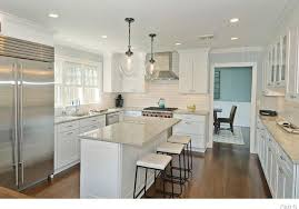 Kitchen Light Shade by Traditional Kitchen With Complex Granite Counters U0026 Pendant Light