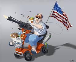 Merica Wheelchair Meme - merica imgur