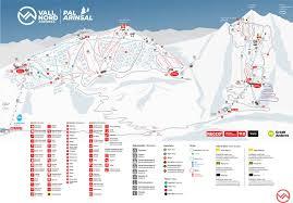Andorra Map Ski Trips To Andorra Pyrenees Voyager Ski
