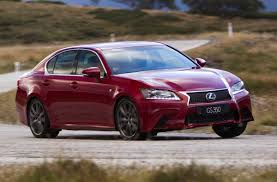 lexus gs sport review lexus gs 350 f sport review
