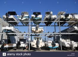 boat storage rack marina stock photos u0026 boat storage rack marina