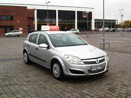 opel astra wagon used vauxhall astra 2007 for sale motors co uk