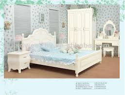 bedroom furniture white solid wood decoraci on interior