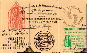 camino compostela a pilgrim s passport to camino de santiago compostela for seniors