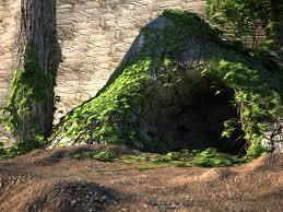 old cave by bkasperski on deviantart
