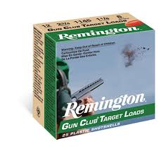 black friday target leesburg remington gun club target shotgun ammo u2013 25 shells u0027s