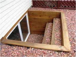 Basement Well Windows - egress windows and the home inspection what the home buyer needs