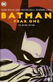 batman year one batman year one hc 2017 dc deluxe edition 3rd edition comic books