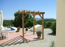 patio u0026 pergola awesome corner pergola diy wood pergola pleasant
