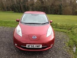 nissan leaf acenta review nissan leaf acenta 30kwh zero emission vehicle steve freeman online