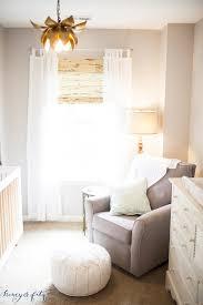 Nursery Side Table Client Room Reveal Milly S Nursery