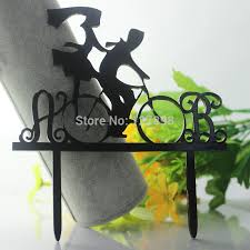 bicycle cake topper tandem bike wedding cake topper tbrb info