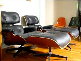 vintage eames lounge chair and ottoman brilliant ebony eames lounge chair ottoman hivemodern com with buy