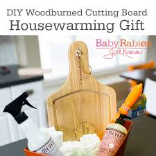 personalize cutting board how to personalize a cutting board great housewarming gift