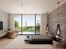 modern style wooden leather platform bed design trends4us com