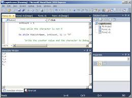 visual basic for loop visual basic tutorial learn visual basic it computer training
