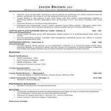examples of medical resumes resume resume objective examples