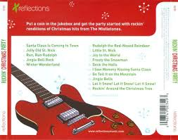 rockin u0027 christmas party reflections various artists songs