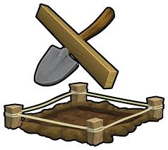 construction site tools ground png image pictures picpng