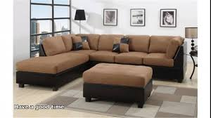Livingroom Manchester Furniture Cheap Sectional Sofas In Brown And Black Theme On Cream
