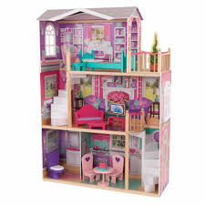 18 inch dollhouse doll manor